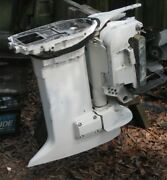 Late 1990s Evinrude Johnson 200 Hp Looper 25 Midsection 225