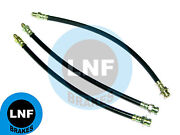 Dodge Dart 170 270 Gt Gts Brake Hose Front Rear X3 63 64 65 66 9and039and039 Drums