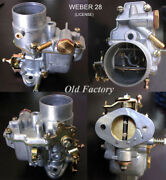 Fiat 600 750 Seat Carburetor 28 Icp - Weber Type - New Recently Made