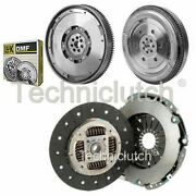 2 Part Clutch And Luk Dmf For Fiat Ducato Platform/chassis 130 Multijet 2.3 D