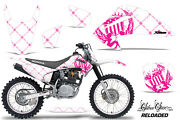 Graphics Kit Decal Wrap + Plates For Honda Crf150 Crf230f 2003-2007 Reload P W