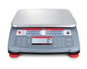 Ohaus Ranger Count 3000 Trade Approved Scale