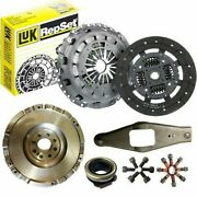 Flywheel With Luk Clutch And Bolts For Ford Australia Transit Bus 2.4 D Vh Vj
