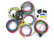 Gearhead 1961 - 1966 Ford Pickup Truck Complete Wire Harness Wiring Kit Usa