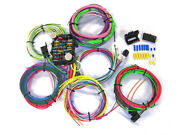 Gearhead 1961 - 1964 Chevy Impala Biscayne Complete Wire Harness Wiring Kit Usa