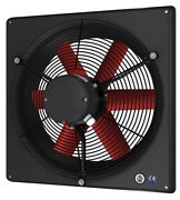 24 Exhaust Fan - Corrosion Resistant - 7114 Cfm - 230 Volts - 1 Phase - 1 Hp