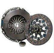3 Piece Clutch Kit Inc Bearing 225mm For Peugeot 3008 1.6 Thp