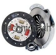 3 Piece Clutch Kit Inc Bearing 215mm For Peugeot 309 1.8 Td