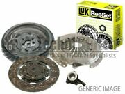 For Vauxhall Corsa D 1.3 Cdti Opel Flywheel And Clutch 95 06/10- A13dte/z13dte