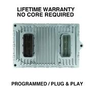 Engine Computer Programmed Plugandplay 2012 Chrysler Town And Country 68070462ah
