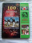 2008 Anderson High School Yearbook Anderson Indiana The Indian Unmarked