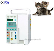 Fda Medical Infusion Pump Iv And Fluid Pump With Voice And Visual Alarm Animal Use