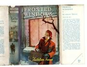 Frosted Windows By Kathleen Treves First Edition File Copy
