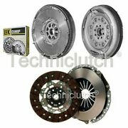 Nationwide 2 Part Clutch Kit And Luk Dmf For Audi A3 Hatchback 1.8 Tfsi Quattro