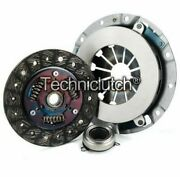 Nationwide 3 Part Clutch Kit For Daihatsu Cuore Hatchback 1.0i