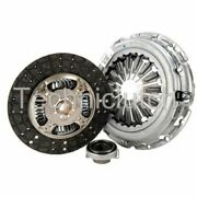 Nationwide 3 Part Clutch Kit For Toyota Dyna Platform/chassis 2.5 D-4d
