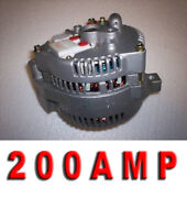 Ford Mustang 1-wire 3g Large Case Alternator High Amp 1965 66 68 70 81 82 83 84