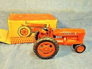 Farmall M Tractor - From 1946 With Orignal Box - Product Miniature - 1/16 Scale