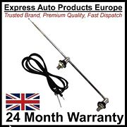 Aerial Twin Mount Telescopic Chrome Classic Cars Vintage Vw 111999900