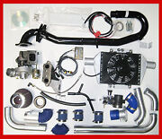 Polaris Rzr 800 / Rzr-s 800 - Intercooled Inter Cooled Turbo Charger Kit 2007+
