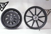 16 And 19 Mag Wheels + Pulley Black Fxr Dyna Xl Fxrt Fxrp 1999 Down Fxd Eps20048
