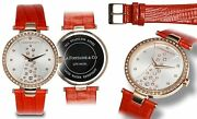 New La Fontaine And Co Lft-0425l Womenand039s Starlight Ladies Watch Coral Rose Gold