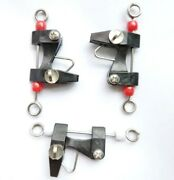 Release Clips For Fishing For Kites Outriggers Downriggers And More - Packs Of 2