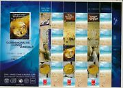 Israel 2011 Commemorative Coins And Medals The Western Wall Sheet Mnh