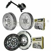 Luk 2 Part Clutch And Luk Dmf With Csc For Renault Megane Convertible 1.9 Dci