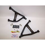 Max Clearance Front Lower Control Arms Honda Foreman 500 2014-2018 Black