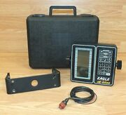 For Parts Genuine Lowrance Eagle Z-6000 Fish Finder With Case Read