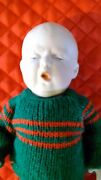 1978 Vernon Seeley Reproduction Cuno And Otto 9 Jointed All Bisque Doll