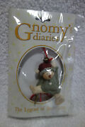 Gnomy's Diaries Legend Of Snowtime Snowman Hanging Star Vol Iv Annekabouke A