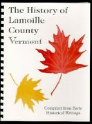 Vt Lamoille County Vermont History From 3 Sources Cambridge Hyde Park Long Trail