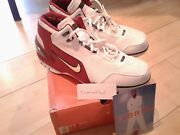 Nike Lebron Air Zoom Generation 1st First Game Size 11 100 Authentic With Card