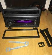 Kenwood Kdc-248u Mp3/cd Player/usb In Dash Receiver - As Seen In Pic