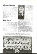 1947 Yale Banner Class Book, New Haven Conn George Bush Junior Year
