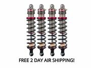 Elka Suspension 2.0 Stage 1 Front And Rear Shocks Kit Can-am Maverick Trail