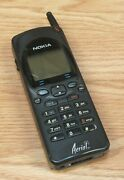 For Parts Genuine Vintage Nokia 2190e Aerial Bar Style Cell Phone Read