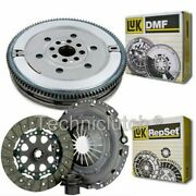 Luk 3 Part Clutch Kit And Luk Dmf For Bmw 5 Series Estate 525ix