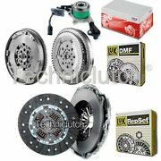 Luk Clutch Kit And Luk Dmf With Fte Csc For Mercedes-benz Sprinter Bus 214 Ngt