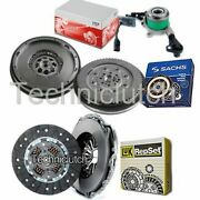 Luk Clutch Kit And Sachs Dmf With Fte Csc For Mercedes-benz Sprinter Box 316 Cdi