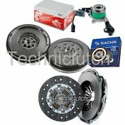 2 Part Clutch And Sachs Dmf With Fte Csc For Mercedes-benz Sprinter Bus 308 Cdi
