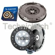 Nationwide 3 Part Clutch Kit And Sachs Dmf For Bmw 5 Series Berlina 528i