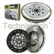 Nationwide 2 Part Clutch Kit And Luk Dmf For Volvo S70 Berlina 2.0