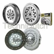 Nationwide 2 Part Clutch Kit And Luk Dmf For Renault Espace Mpv 2.2 Dci