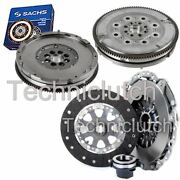 Nationwide 3 Part Clutch Kit And Sachs Dmf For Bmw 5 Series Estate 525i
