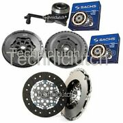 Nationwide Clutch Kit And Sachs Dmf With Sachs Csc For Ford Transit Bus 2.0 Di