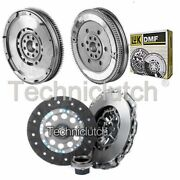 Nationwide 3 Part Clutch Kit And Luk Dmf For Bmw 3 Series Estate 330 Xd