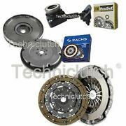 Nationwide 2 Part Clutch And Sachs Dmf With Luk Csc For Ford Focus Hatchback 2.0